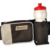 Väska till Baggen softbelt - svart/reflex