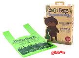 Beco bajspåse 120-pack med knythandtag.